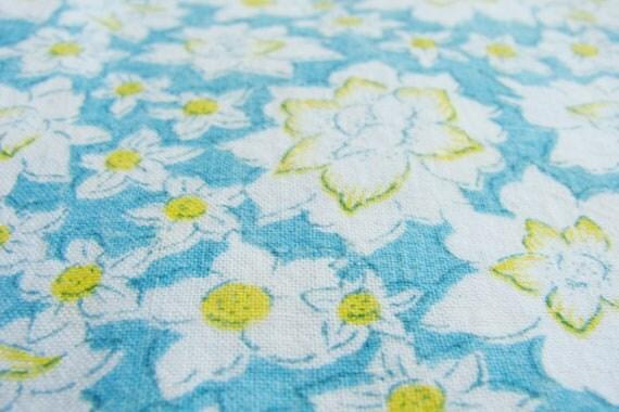 Petite Floral Tablecloth