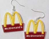 McDonald's Earrings