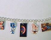 Amazing World of Gumball Charm Bracelet
