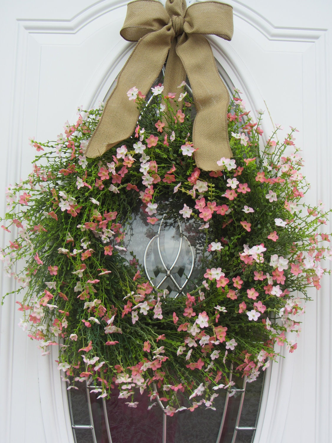 Farmhouse Summer Wreath