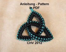 Pattern for celtic knot in 3D RAW