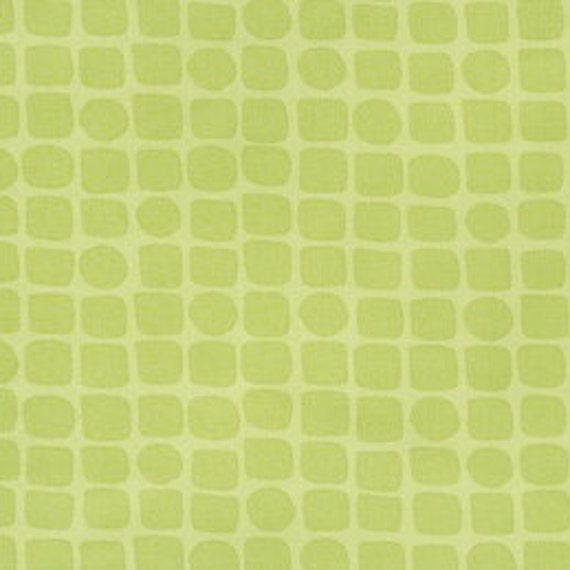 Snakeskin in  Green- Backyard Baby - Michael Miller Fabric