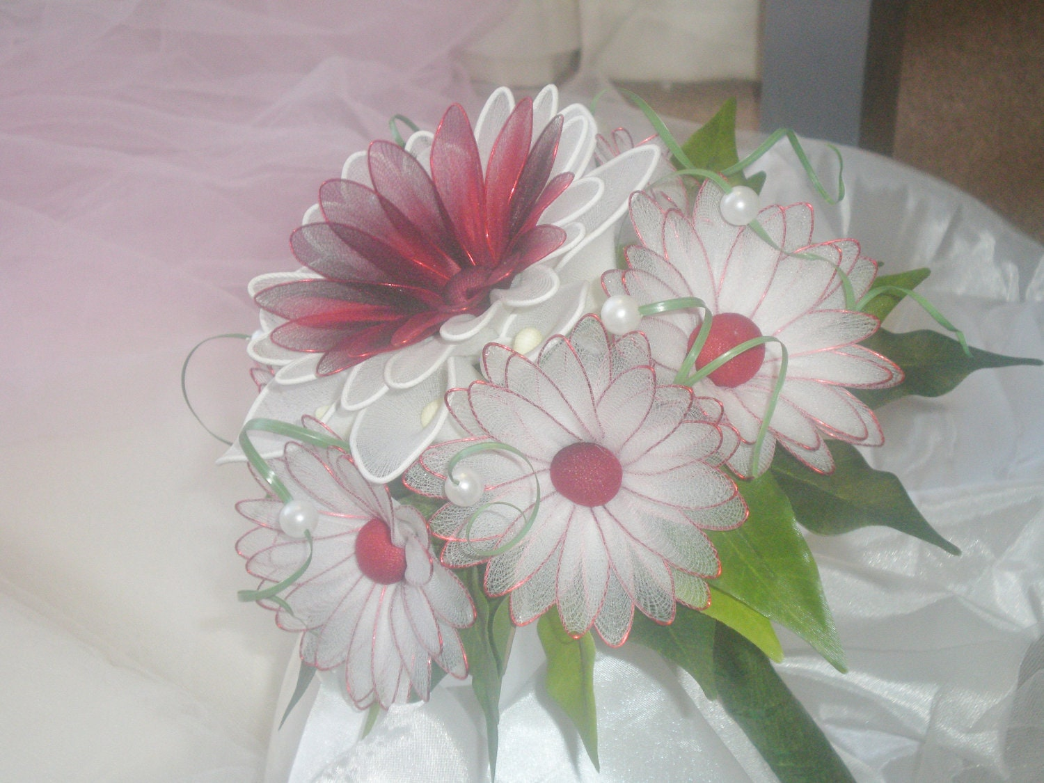Daisy Bouquet Bridal Wedding Flowers Flower