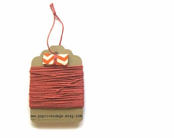 Copper Bakers Twine, Solid  Bakers Twine, 10yds, Fall Colors, Solid Bakers Twine , Copper Twine