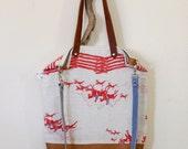 Fox Hunt Toot Toot Bag