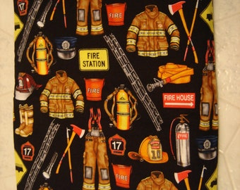 Fire Clothing Print Back Warmer Corn Cozie