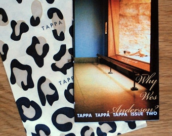 Tappa Tappa Tappa Issue 2 - Why Wes Anderson (Question Mark)
