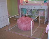 Infant photo backdrop stand