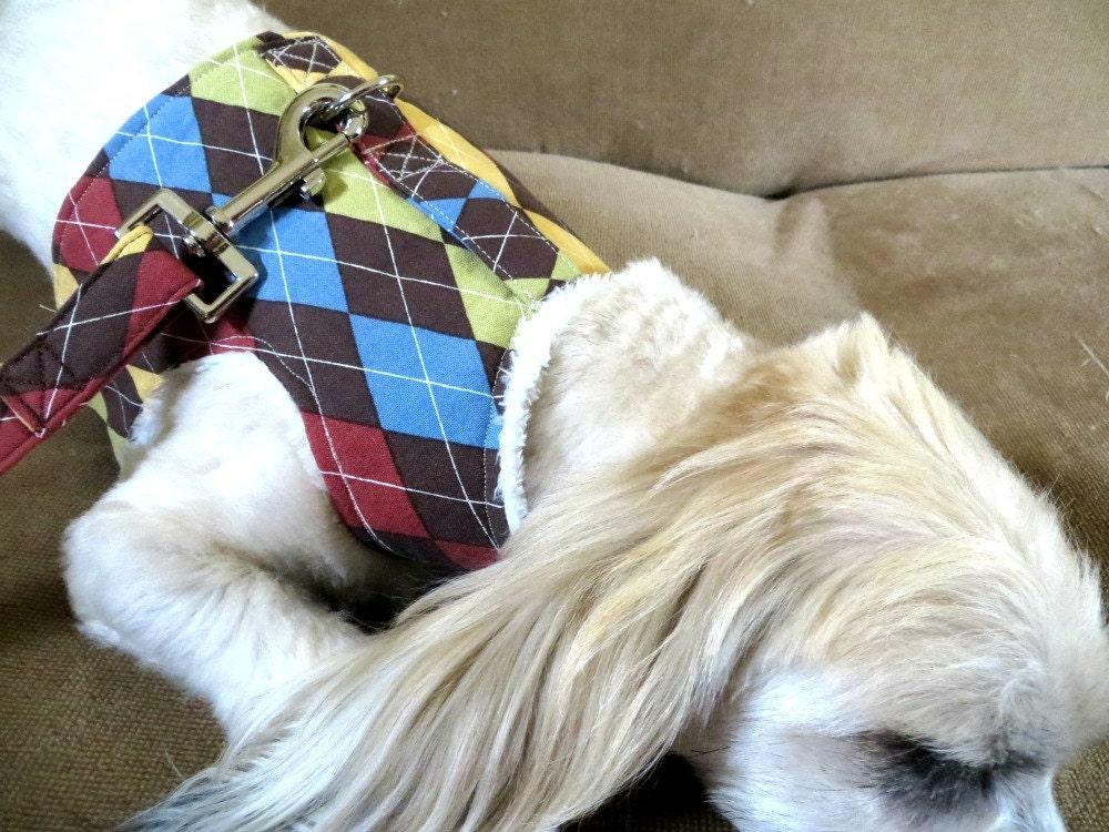 Dogs in Sweater Vests Dog Harness Vest Dog Vest