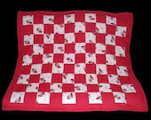 Minnie-Mouse Quilt
