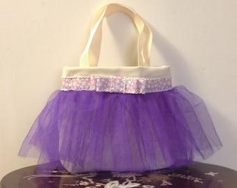 20169-Tutu ballet dance bag