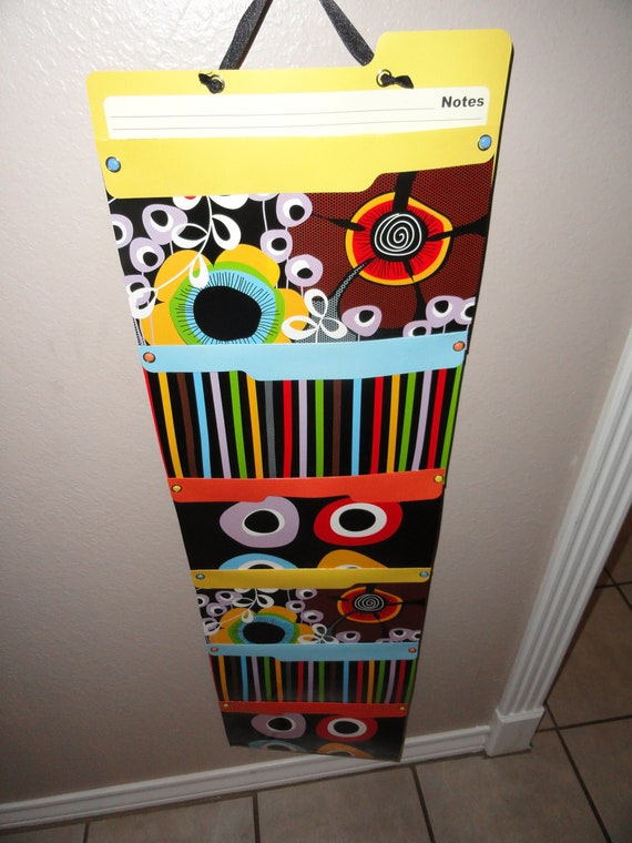 Decorative Hanging File Folder