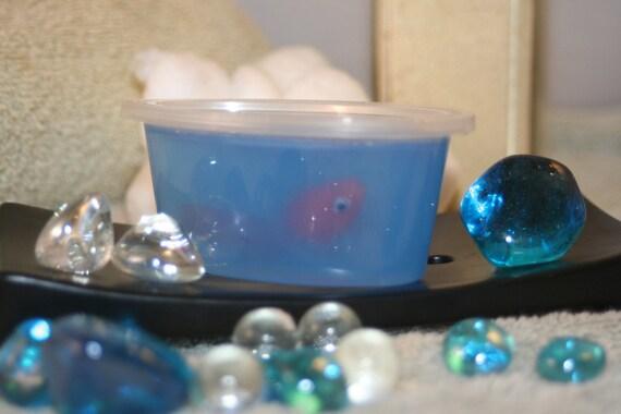 Organic Glycerin Fish Bowl Soap
