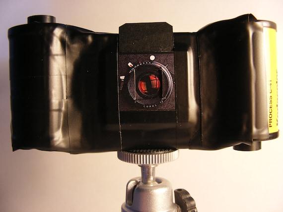 Gonzomatic 35mm Matchbox Pinhole Camera