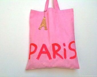 Paris TOTE Bag / Eve Damon