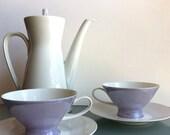 Mid Century Modern Coffee Set