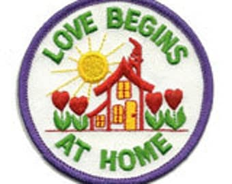 love begins patch