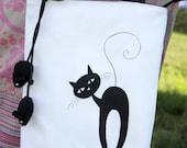 Cat-mouse bag