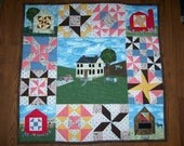 Barn Quilt Wall Hanging