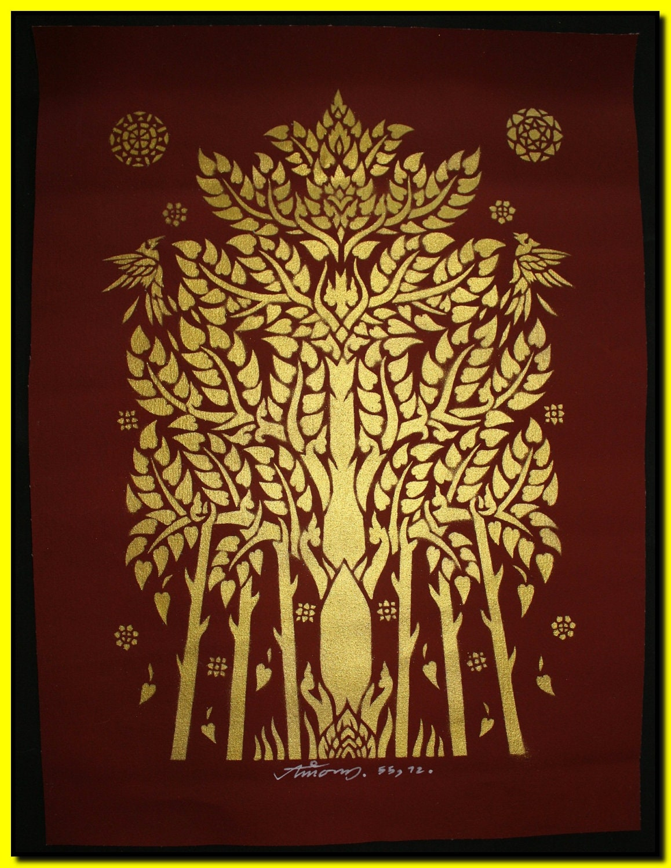bodhi tree art