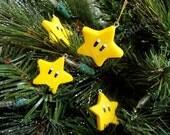 Christmas Ornament Bundle - Invincibility Star