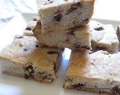 Cherry Almond Shortbread