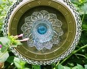 Garden Dish Flower