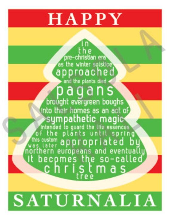 Is The Christmas Tree Pagan