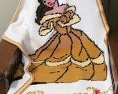 Custom Belle Afghan for Elizabeth