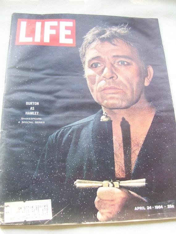 Life Magazine April 24, 1964