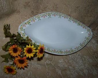 Royal Austria Serving Dish Vintage Oval Dish
