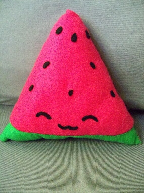 Watermelon Slice Plush
