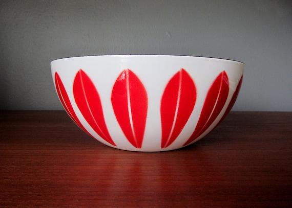 RED Cathrineholm Lotus Bowl