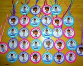30 Doc McStuffins personalized gift tags great for birthday party favors