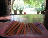 100 Beeswax Meditation / Birthday Candles (40 minutes)