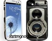 Vintage Camera Samsung Galaxy S3 Case