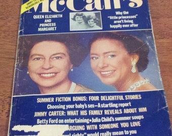 McCall's Magazine - July 1976