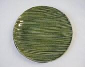 Vintage Japanese Ceramic Plate