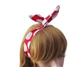 Pin Up Wire Headband