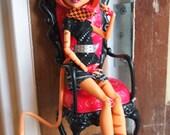 OOAK Toralei Monster High Doll