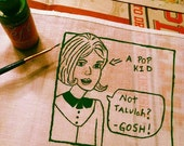 Talulah Gosh Pop Kid Patch