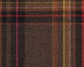 2 YD Maharam Paul Smith Exaggerated Plaid 002 Brae - Fabric Remnant
