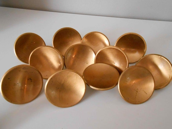 14 Mid Century Cupboard Knobs Pulls Hardward Metal