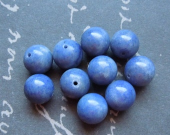 blue aventurine round 10mm