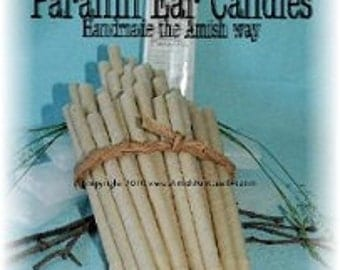 Premium Paraffin Ear Candles (100 pack) FREE SHIPPING