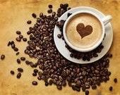 Organic Coffee Creations