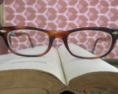 1960 Art Craft Tortoise Shell Glasses WAS 35.00, NOW 21.00