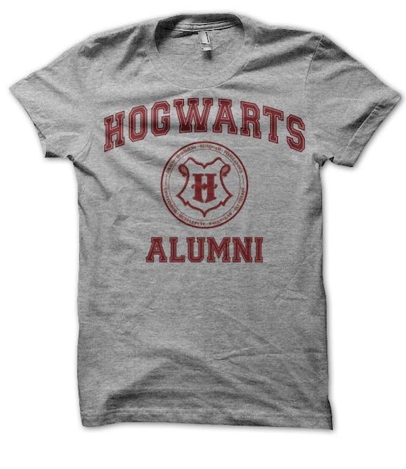 Hogwarts Alumni Parody Shirt, Harry Potter Inspired - T Shirt