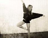 Dancer 2 10x10 Print