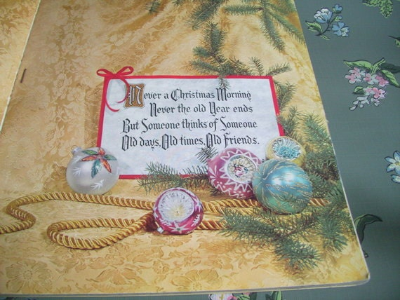 Vintage 1963 Ideals Magazine Christmas Issue